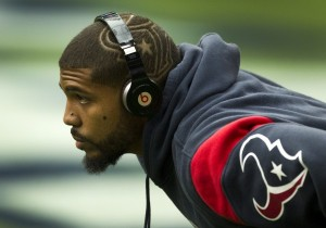 Arian Foster's haircut (Houston Chronicle)